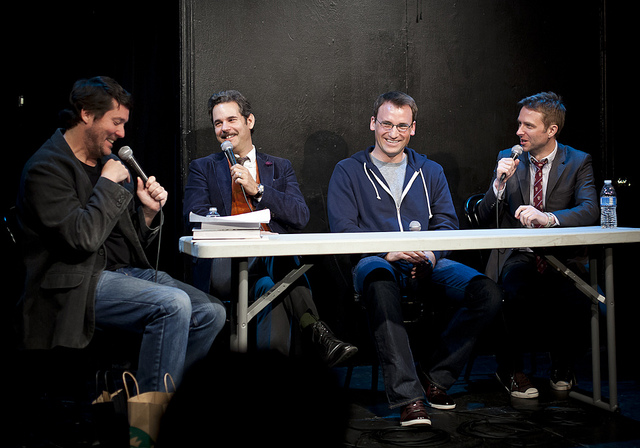 UCB-LA | Doug Loves Movies | 02.26.13    With guests Paul F. Tompkins, Andy Wood and Chris Hardwick