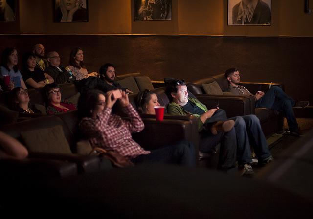 Cinefamily | Benson Interruption | 02.24.13   Doug interrupts some movie related awards show.