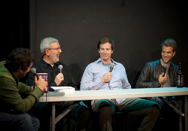 UCB-LA | Doug Loves Movies | 12.11.12 Leonard Maltin, Rob Huebel, and Anthony Jeselnik