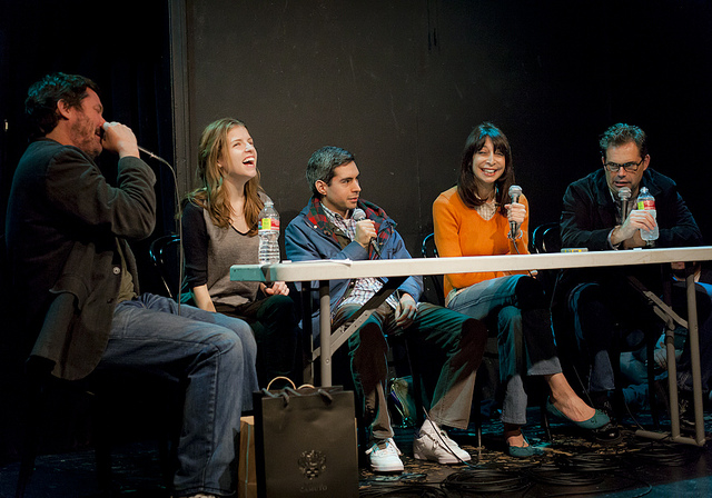 UCB-LA | Doug Loves Movies | 11.27.12 With guests Anna Kendrick, Brent Weinbach, Illeana Douglas & Dana Gould