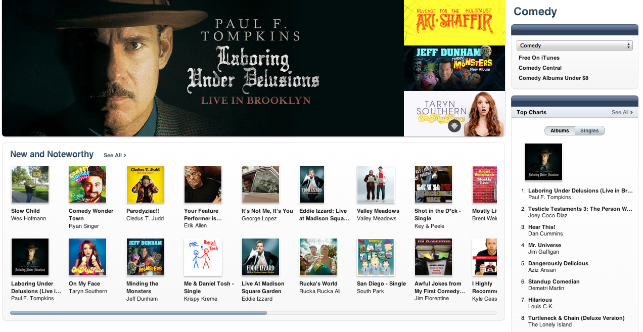 paulftompkins :     NOW IS THE TIME TO JUMP ON BOARD THE BANDWAGON      … OH MAN, THIS IS COOL.    ( Buy it on itunes !)