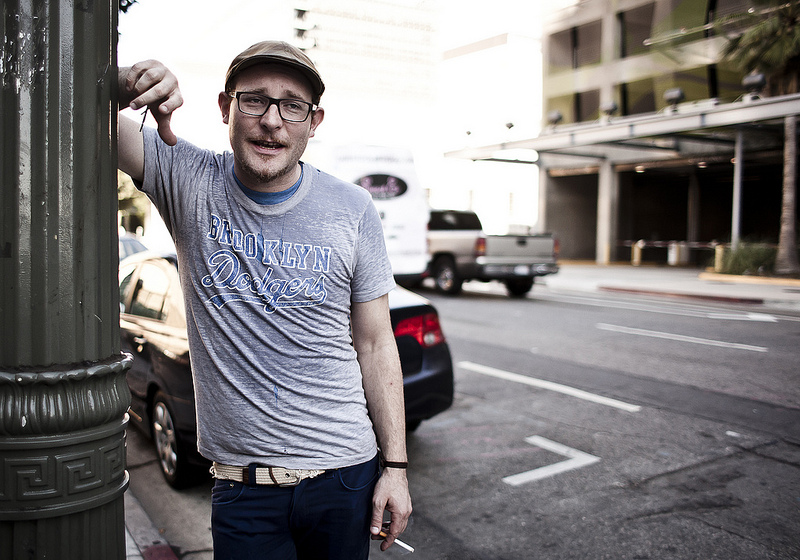 Riot LA Comedy Festival | 09.23.12 James Adomian