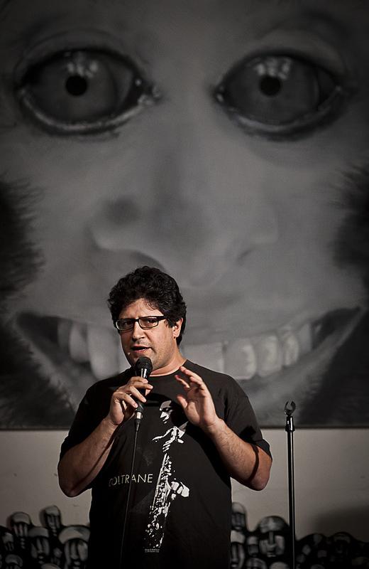SF Comedy & Burrito Festival | Sub Mission | 10.12.12 Charles Star