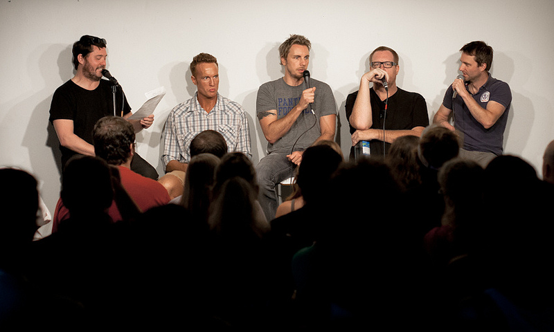 Nerdmelt | Doug Loves Movies | 08.14.12    Doug Loves Movies with Doug Benson, Jess Rowland, Dax Shephard, Steve Agee & Chris Hardwick