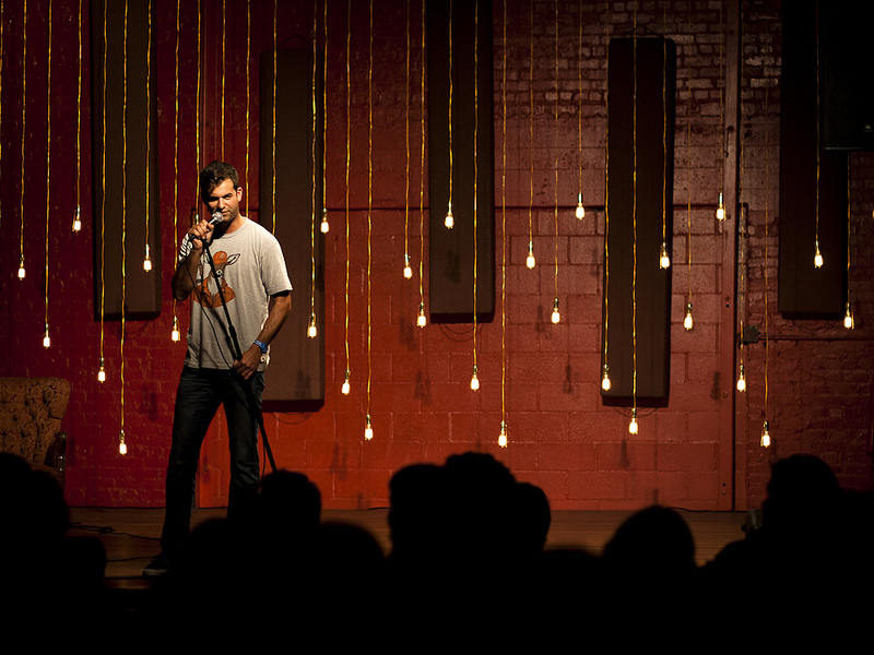 Super Serious Show | 07.20.12 Host of the night, Mike Kosta