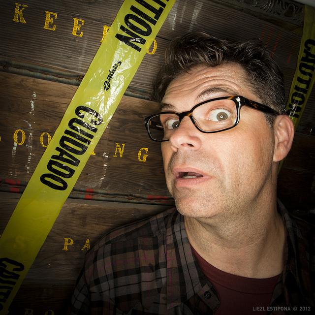 Fake Gallery | LA Riot Comedy Festival | 05.30.12 Dana Gould
