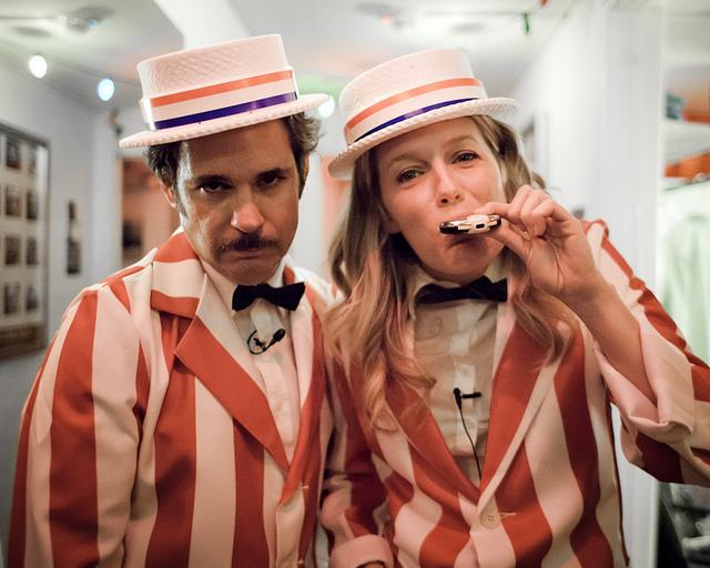 Largo | Paul F. Tompkins Show | 05.19.12   Paul F. Tompkins & Jessica St. Clair