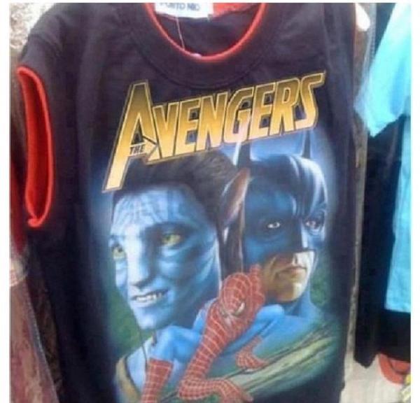 Finally saw Avengers last night.