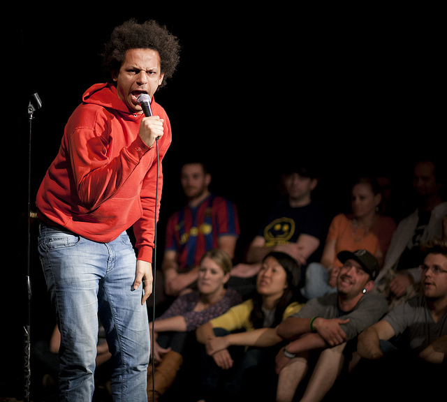 UCB-LA | Comedy Bang Bang | 04.24.12    Eric Andre ( whose show premieres on Adult Swim May 20 !)