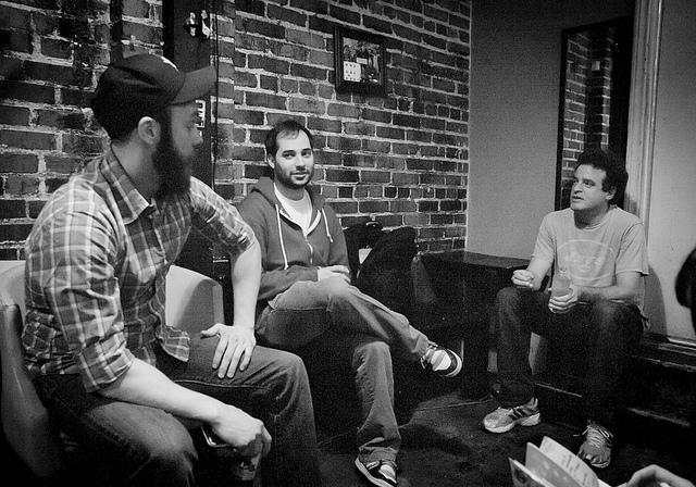 UCB-LA | Comedy Bang Bang | 05.08.12 Paul Oddo, Harris Wittels & Matt Besser