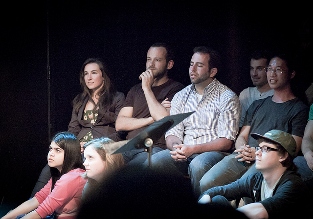 UCB-LA | Comedy Bang Bang | 05.08.12 If I see you falling asleep at a show, there's a good chance I'll end up taking a picture of you.