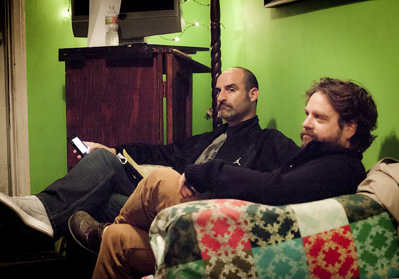UCB-LA | Comedy Bang Bang | 04.24.12   Brody Stevens & Zach Galifianakis