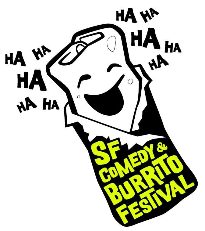 Help Make This Happen Right Now  :    SF Burrito & Comedy Festival        The San Francisco Comedy and Burrito Festival  (SFCBF) will be a three day long festival celebrating two of the greatest things in the world: stand-up comedy and burritos.    The festival will be feature comedians from all over the country, as well as top talent from our own thriving local scene. Several top headliners have already expressed enthusiastic interest in performing at the festival. There will be no sketch or improv- just pure good old-fashioned stand-up (and maybe a podcast or two for good measure).     Ameen is the best and I loved the idea of this festival so much I drew up this burrito logo for him.   HELP MAKE THIS FESTIVAL A REAL THING BY DONATING TO HIS KICKSTARTER  HERE .