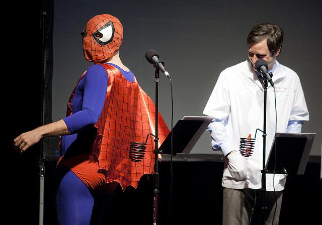 SF Sketchfest 2012 | Superego | 01.21.12   Mark McConville & Matt Gourley