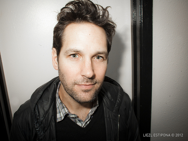 SF Sketchfest 2012 | Delocated Witness Protection Program | 01.21.12    Sketchfest  finally officially released their gallery, so here is a photo of Paul Rudd I took.