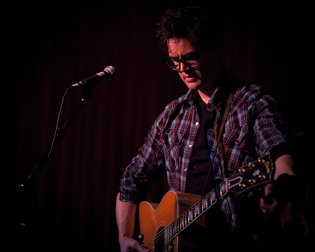 Hotel Cafe | 02.04.12   Tyler Hilton  Some guy  who followed Alice, I'm pretty sure he's on One Tree Hill.