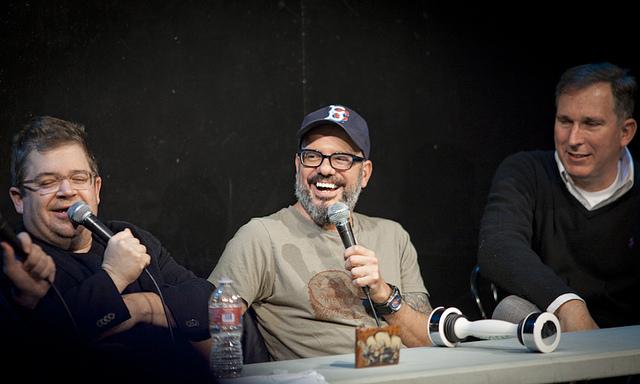 UCB-LA | Doug Loves Movies | 01.10.12 spoiler alert.