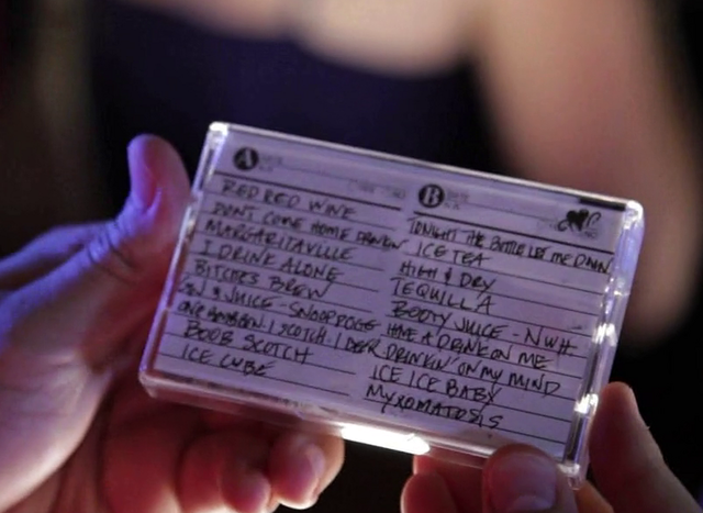 Carrie's Mixtape