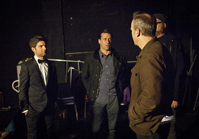 Comedy Bang Bang Nativity Pageant | 12.13.11 Adam Scott, Jon Hamm, Brian Posehn & Bob Odenkirk