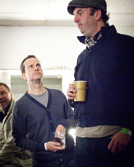Comedy Bang Bang Nativity Pageant | 12.13.11   Jimmy Pardo & Matt Braunger