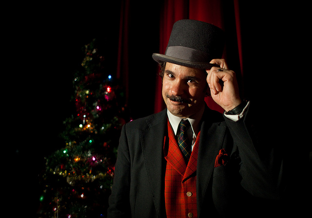 Largo | Paul F. Tompkins Show | 12.18.10    1) Paul is on Conan tonight!   2) Next Saturday is his Christmas show at Largo, where all proceeds go to Habitat for Humanity! (it is sold out, as it should be)