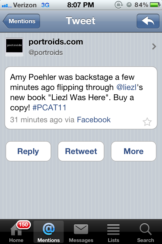 Amy Poehler approved!