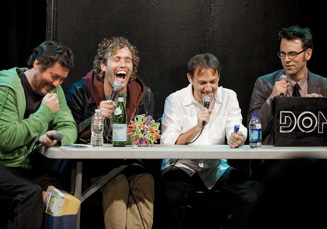 UCB-LA | Doug Loves Movies | 11.08.11 Doug Benson, TJ Miller, Pat Francis & Dan Telfer