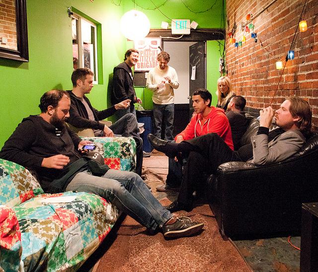 UCB-LA   Comedy Bang Bang   11.01.11    Brett Gelman, Anthony Jeselnik, Doug Benson, David Huntsberger, Maria Bamford, Ramin Nazer, & Tim Heidecker.
