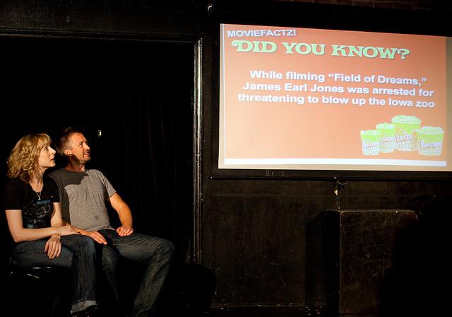 UCB-LA | The Midnight Show | 06.04.11 Some fun pre-movie trivia, courtesy of The Midnight Show.