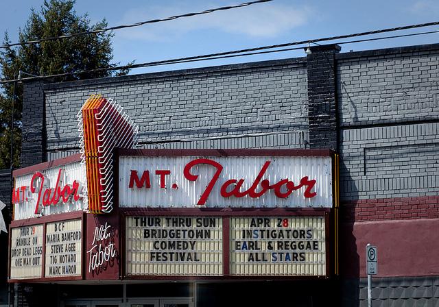 Mt. Tabor | Portland, Oregon … c'mon Bridgetown.