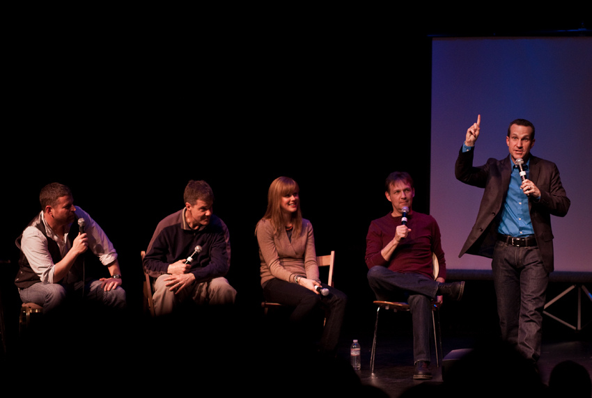 SF Sketchfest | Running Your Trap | 01.28.11