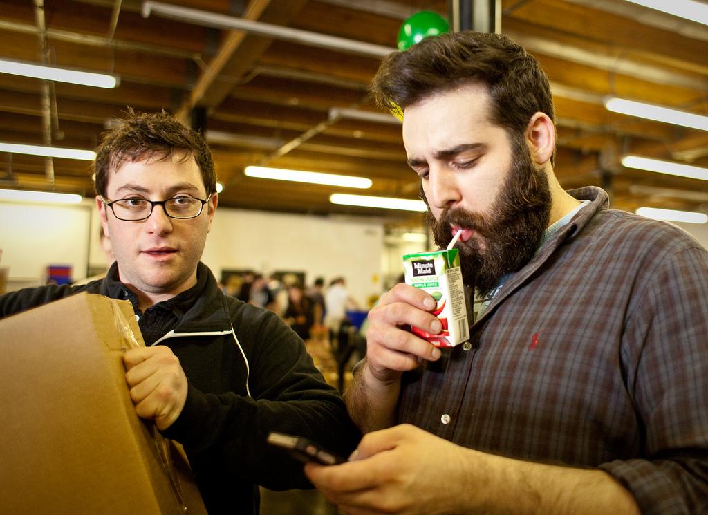 CDR/UCB LA Food Bank Volunteer Day | 12.11.10