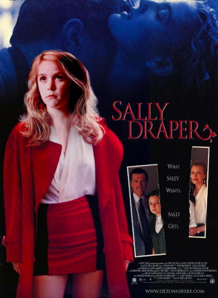 Sally Draper is Doomed.  After watching Poison Ivy tonight with  Valorie , we both decided this is Sally's inevitable fate.   I know, I know… I'm a horrible person for making this. But you have to admit… she's going to end up one fucked up little girl.