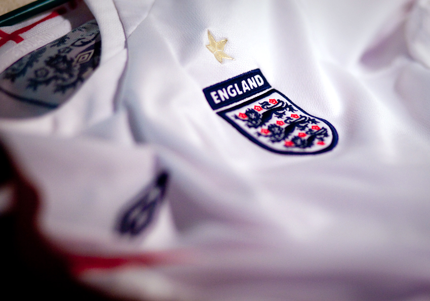 Let's go England!
