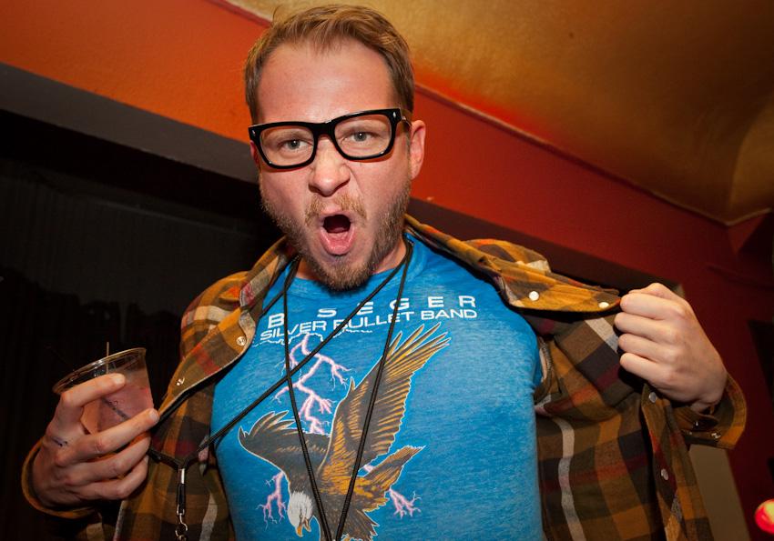 Bridgetown Comedy Festival | 04.25.10     Mr. Mike Burns