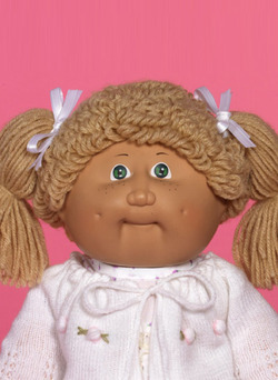 Last night I  had a dream that there was a Cabbage Patch kid standing at the foot of my bed.  Its head turns around like the Exorcist, then latches on to my leg and won't let go.    I woke up screaming at the top of my lungs… I either have a fucked up internal alarm clock or night terrors are contagious.