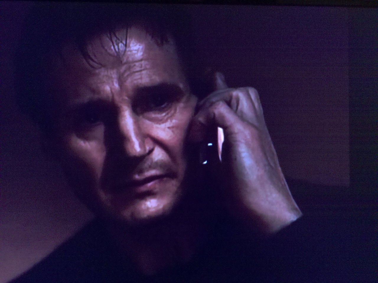 """""""I will look for you, and I will find you… and I will kill you."""" from Taken Paul hasn't seen this movie, or any of the Bourne movies. I'm not sure how this is possible, considering how much he loves Law Abiding Citizen."""
