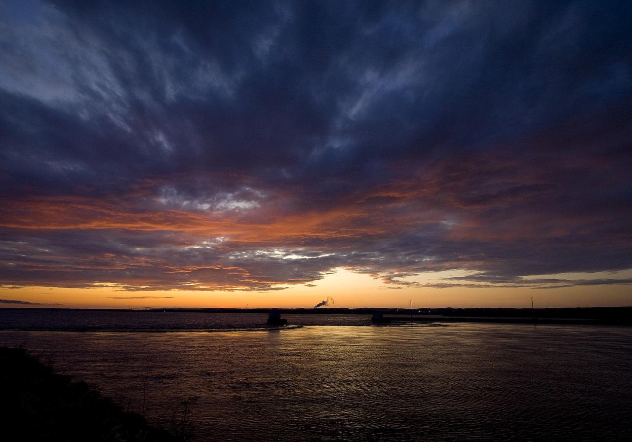 Ashmun Boat Launch | Sault Ste. Marie, Michigan | 08.10.09