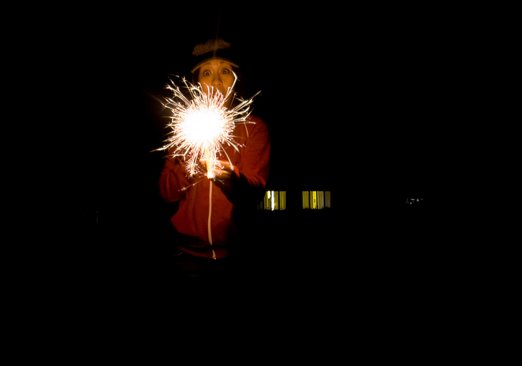 In an effort to prevent the Sault Ste. Marie from burning down, Paul only allowed to play with a sparkler tonight.