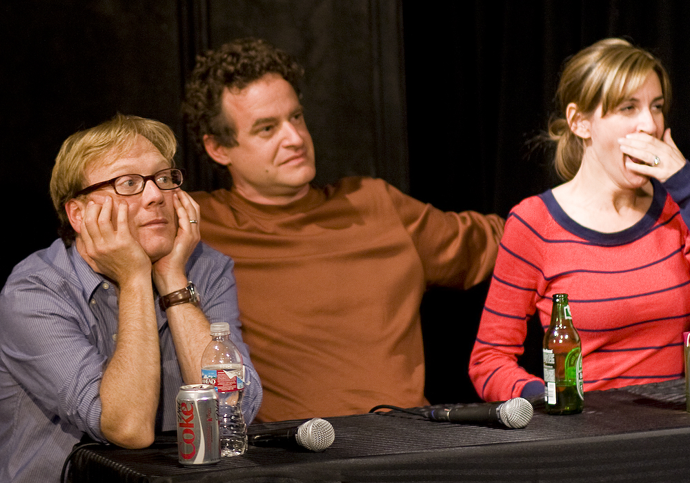 UCB-LA | Pop Genius | 04.25.09 Andy Daly, Matt Besser, and Danielle Schneider