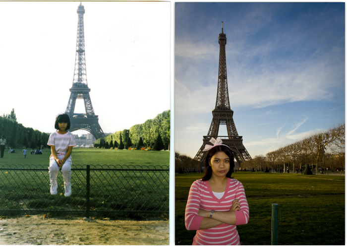 Eiffel Tower | Paris, France | 02.28.09 20 years later…