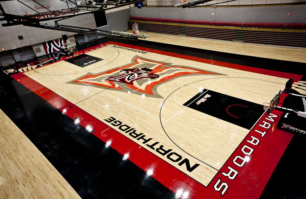 Cal State University Northridge Matador Gym