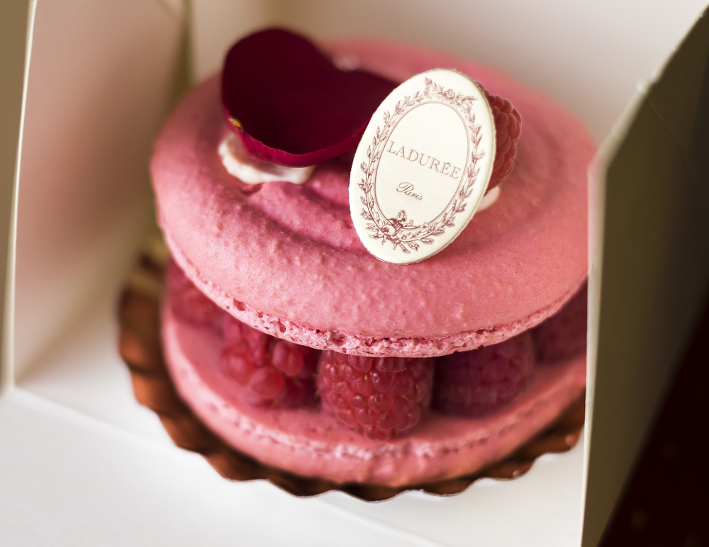 Grand Macaron from Laduree