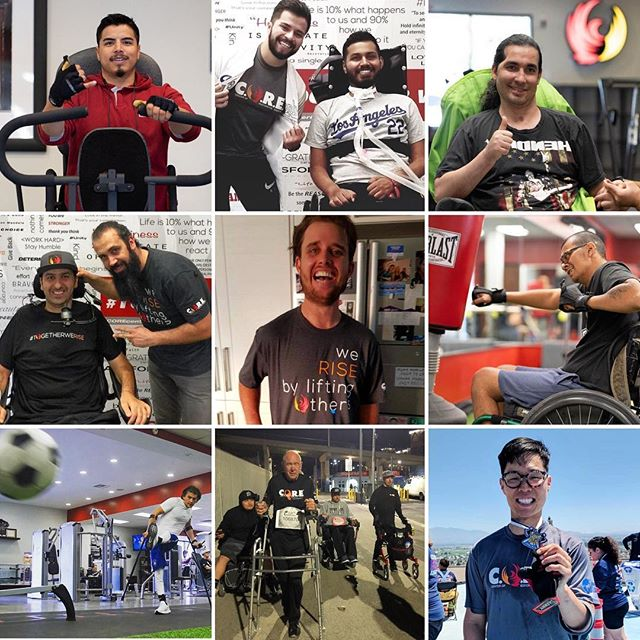 We applaud all the achievements, victories, and smiles in 2018. We wish you all even more in 2019. #HappyNewYear #exerciseisforeverybody  #restorativeexercise #exerciseismedicine #exercisescience #adaptiveexercise #exercise #mindfulmovement #integratedtherapy #adaptivefitness #health #fitness #recovery #progress #wellness #togetherwerise #riseabove #corecommunity