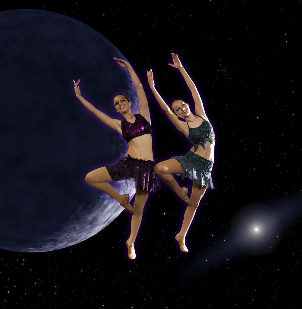 Carli Fickes & Ashley French  in   Pluto vs. the Universe