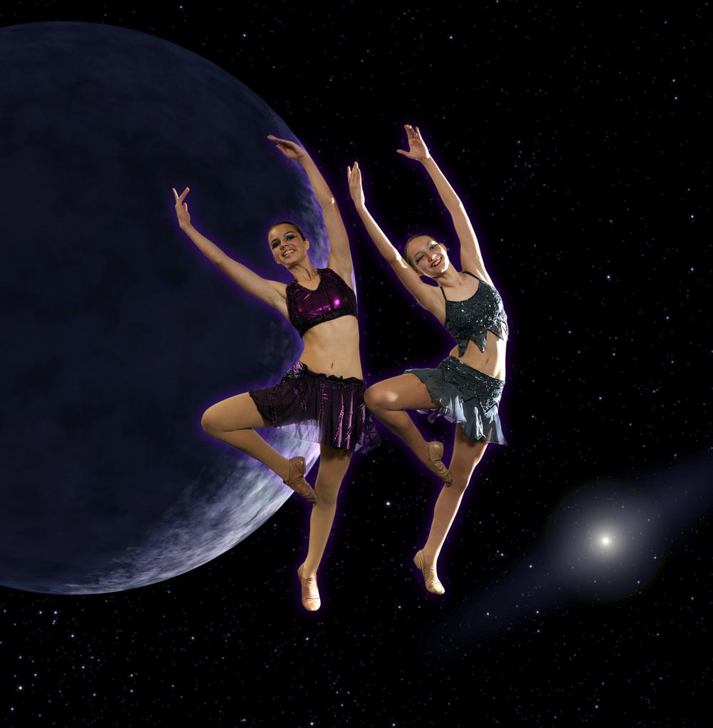 Carli Fickes & Ashley FrenchinPluto vs. the Universe