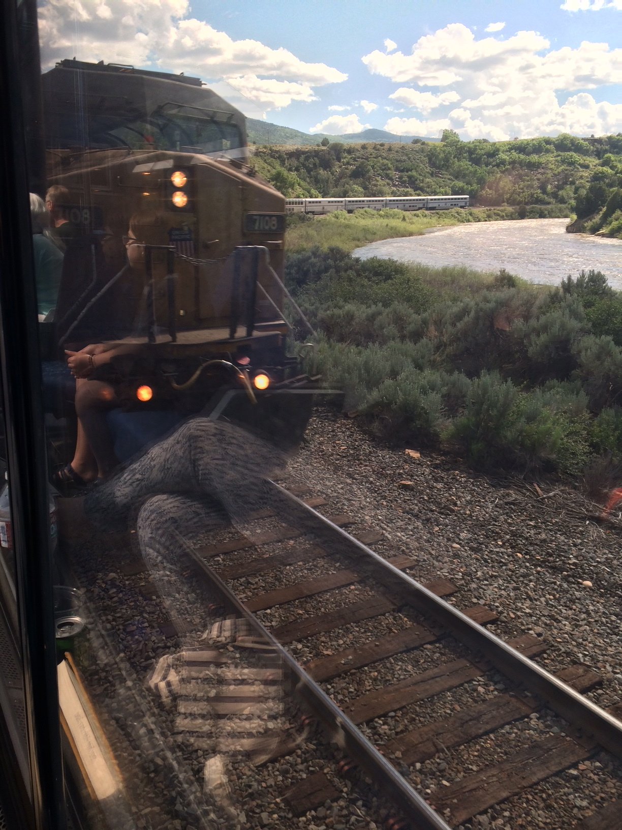 Amtrak Mooning Pictures mountains and mooners — favoriteplaces