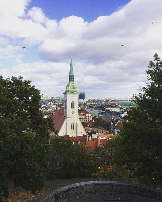 Long weekends are the best #bratislava #travel #weekendtrip #oldtown #slovakia #strongerthanthewind