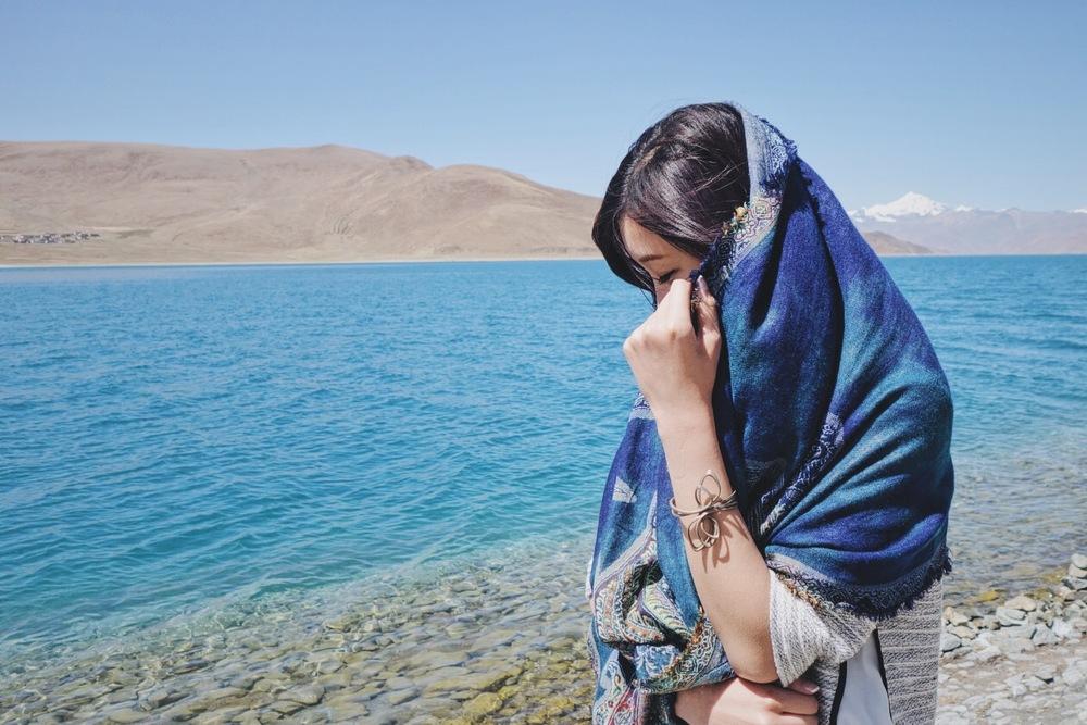 Yamdrok Tso Lake, Tibet