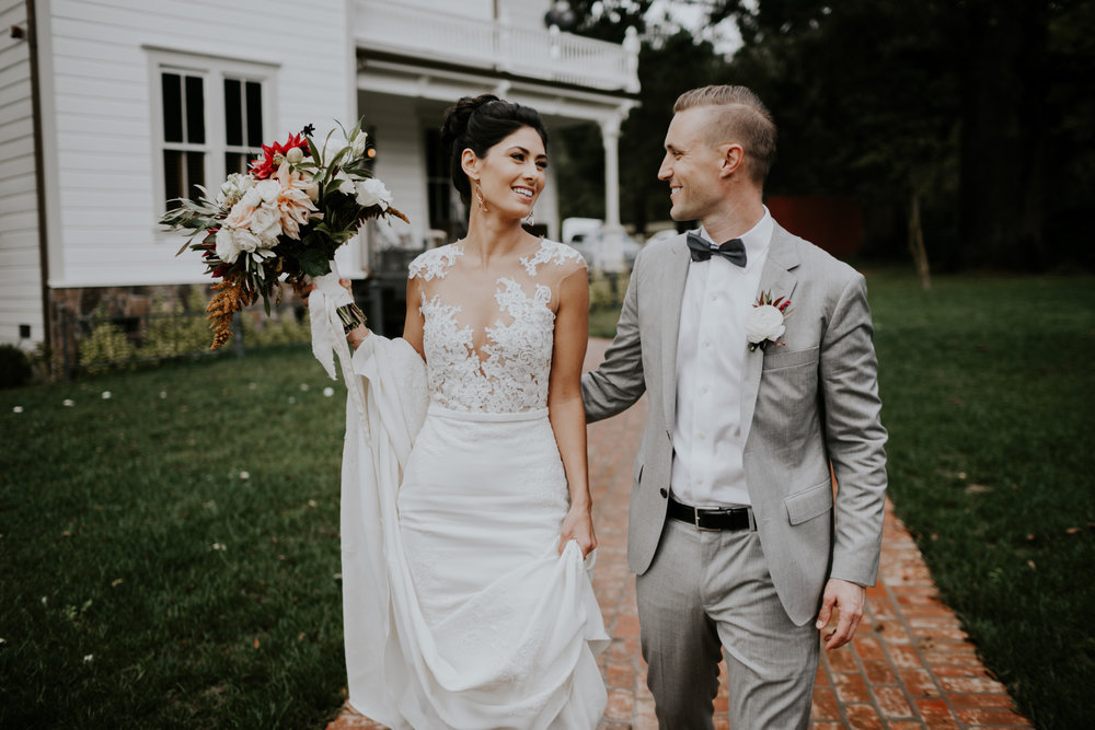 Jacques & Chiara's Wedding photos by Emily Magers